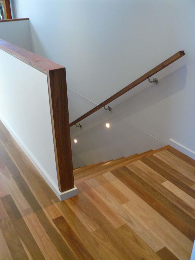 Stair Railings Geelong | Staircase Handrails | Steel