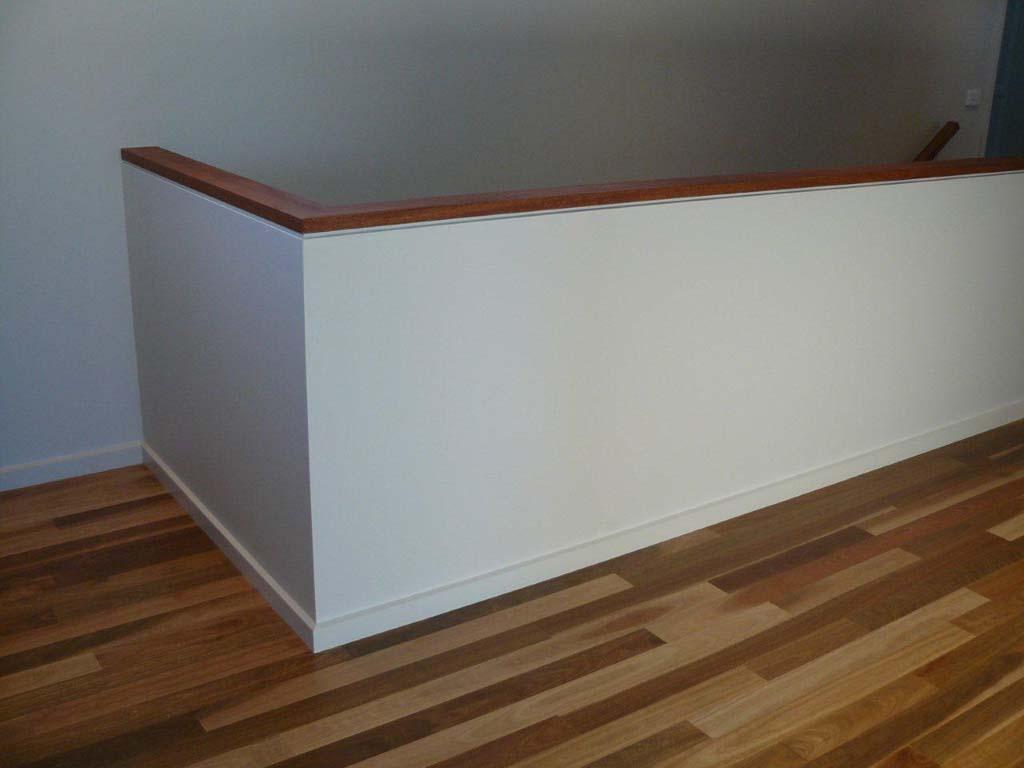 Staircase Modern Closed Rise Modern Cut Stringer