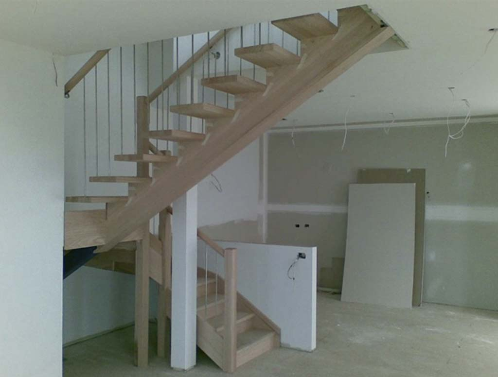 ... Staircase Designs Such As American Oak, Blackbutt, Sydney Blue Gum,  Spotted Gums (QLD U0026 NSW), Ironbarks And Vic Ash. Take A Look Through Our  Gallery For ...