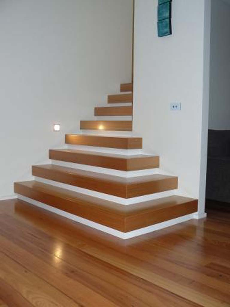 Modern Staircases Geelong | Timber | Steel | Glass